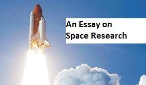 essay on spaceship